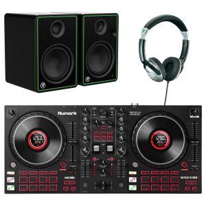 Numark Mixtrack Platinum FX DJ Controller Package