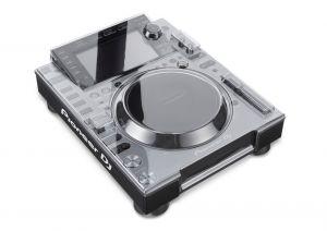 Pioneer CDJ-2000NXS2 Decksaver Cover Smoked/Clear