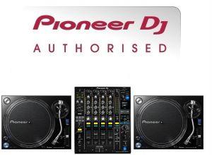Pioneer PLX-1000 and DJM-900NXS2