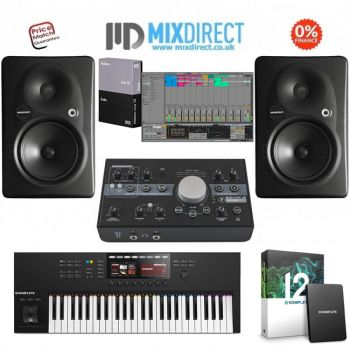 Professional Home Music Production Studio Package