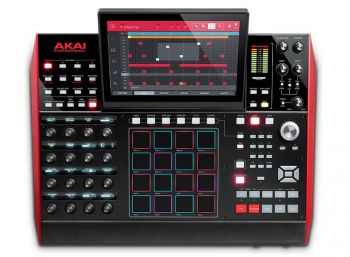 Akai MPC X Top View