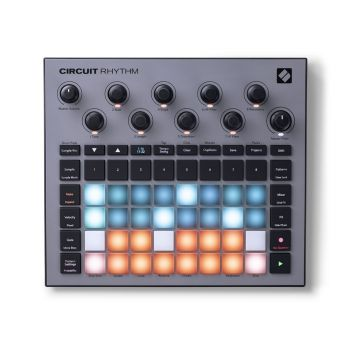 Novation Circuit Rhythm Powerful and Versatile Sampler