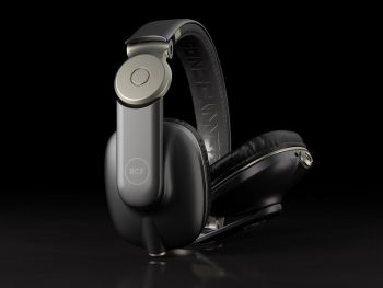 RCF Audio Iconica Supra-Aural Headphones Pic 1