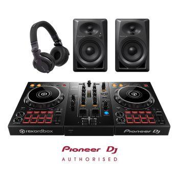 Pioneer Complete Starter DJ Controller Bundle