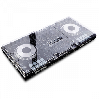 Decksaver PIONEER DDJ-SZ and RZ Protective Cover Smoked/Clear