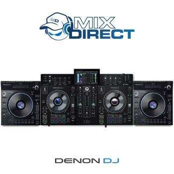 Denon DJ PRIME 2 and LC6000 Pro DJ Bundle