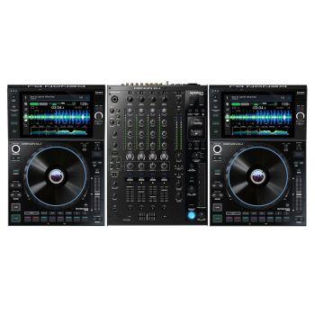 Denon DJ SC6000 & X1850 Prime DJ Equipment Bundle