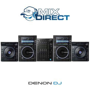 Denon DJ PRIME Ultimate Bundle Main Image