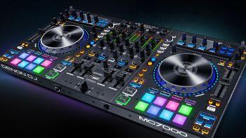 Denon MCX8000 DJ Controller Angle