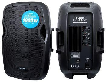 Kam RZ12A V3 1000w Active Speaker