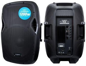 Kam RZ15A V3 1200w Active Speake