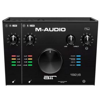 M-Audio Air 192 6 USB Audio Interface