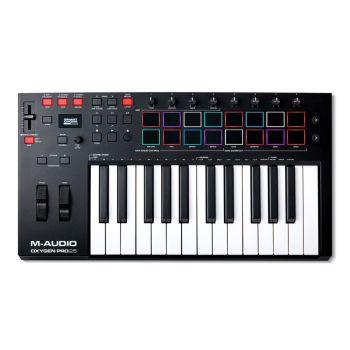 M-Audio Oxygen Pro 25 USB MIDI Keyboard Controller