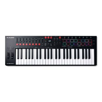 M-Audio Oxygen Pro 49 USB MIDI Keyboard Controller