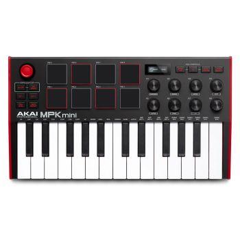 Akai MPK Mini MK3 25-Key MIDI Controller
