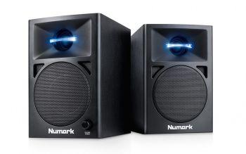 Numark Nwave 360 Powered Desktop DJ Monitors