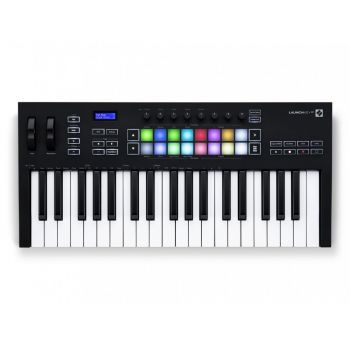 Novation Launchkey 37 MK3 MIDI Keyboard Controller
