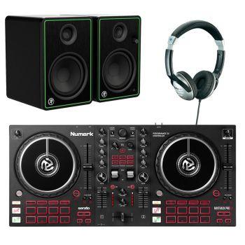 Numark Mixtrack Pro FX DJ Controller Bundle