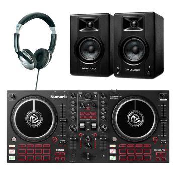 Numark Mixtrack Pro FX DJ Controller Package Deal
