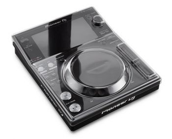 Pioneer XDJ-700 Decksaver Cover Smoked/Clear
