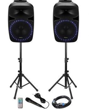 Ibiza Sound PKG15A Setup