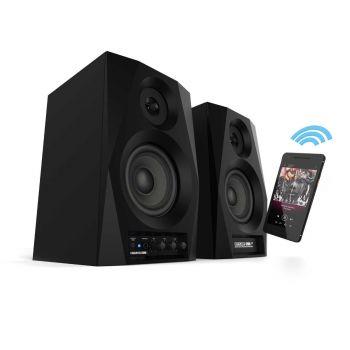 Reloop DSM-3 BT Smart Desktop Monitor System For DJs and Producers