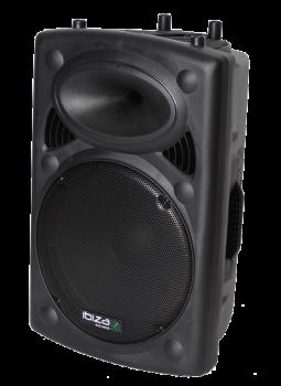 Ibiza Sound SLK15A Front
