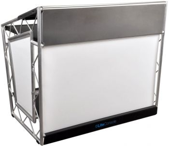 LiteConsole XPRS Aluminium Foldable Mobile DJ Stand