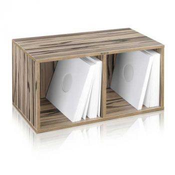 Zomo VS-Box 200 walnut/zebrano