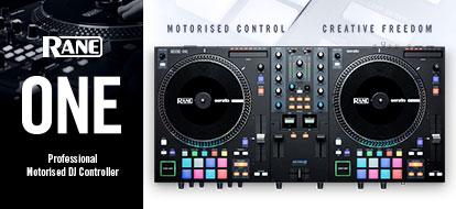 Professional Motorised DJ Controller