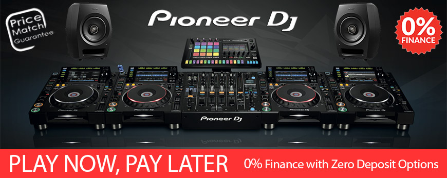 DJ Equipment Finance Deals