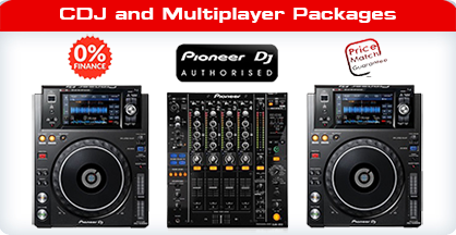 CDJ and Multiplayer Packages