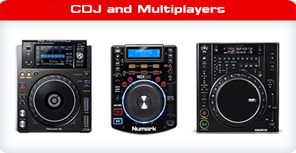 CDJ and DJ Multiplayers