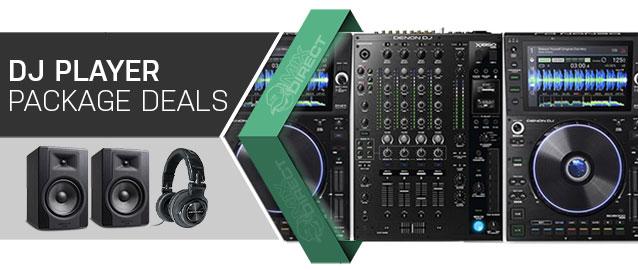 DJ Player Package Deals