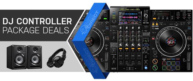 DJ Controller Package Deals